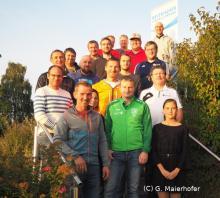 Gruppenfoto Fit für Kids Schulung in Rattenberg