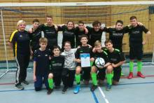 U15 Sieger Sportwochenende DJK SB Straubing